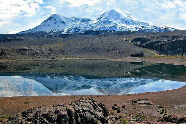 Nevado Coropuna - Laguna Pallarcocha