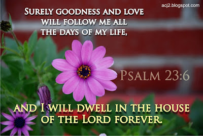 i will dwell on the house of the lord
