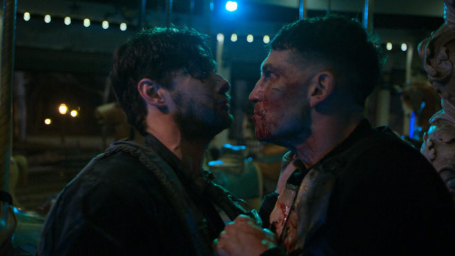 The Blog of Delights: The Punisher - Season 1 Finale
