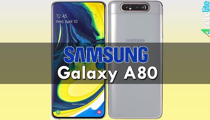 Samsung Galaxy A80 Review, Spesifikasi Detail dan Harga Indonesia