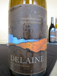 Jackson-Triggs Delaine Chardonnay 2012 - VQA Niagara Peninsula, Ontario, Canada (90 pts)