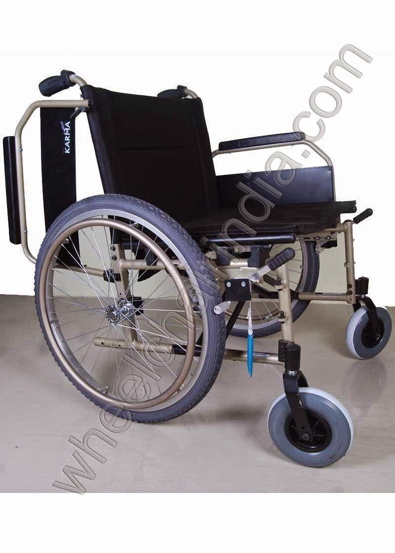 Karma 8020 X Bariatric Wheelchair