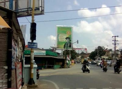 Hati-hati Jika Melewati Simpang Jalan Cik Ditiro-Jalan Imam Bonjol