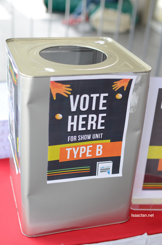 The 'ballot' box