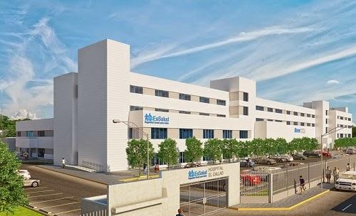 Hospital Alberto Leopoldo Barton Thompson