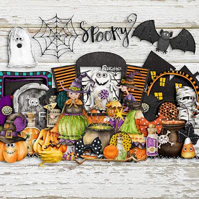 A Halloween Sale!
