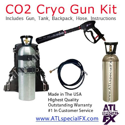 Atlanta Special FX® is a premier American manufacturer of Music Festival Cryogenic theatrical special Effects Equipment www.atlspecialfx.com