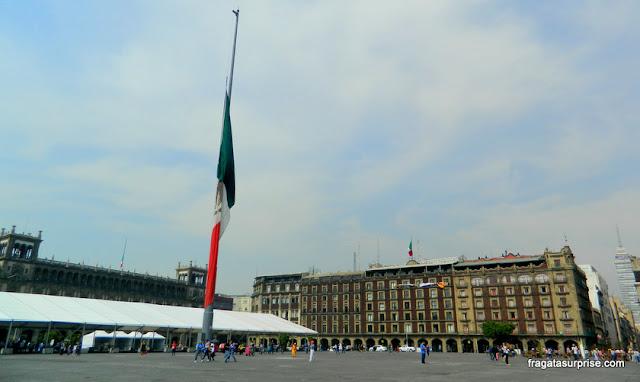 El Zócalo, Cidade do México