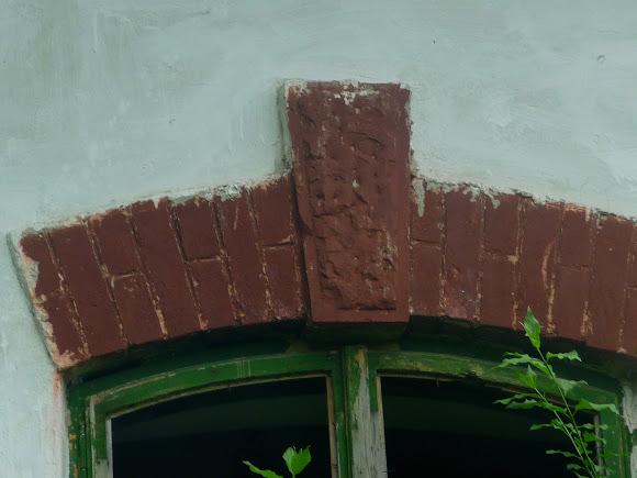Долина. Руїни солеварні. Пам'ятник промислової архітектури