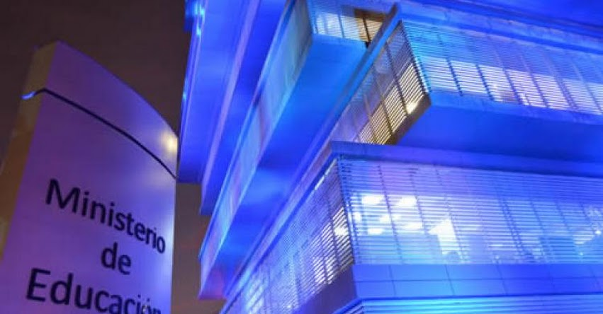 MINEDU: Sede del Ministerio de Educación se iluminará de azul este 2 de Abril para promover trato igualitario de niños con autismo