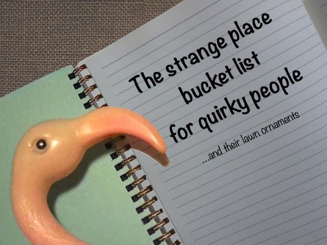 #quirkybucketlist
