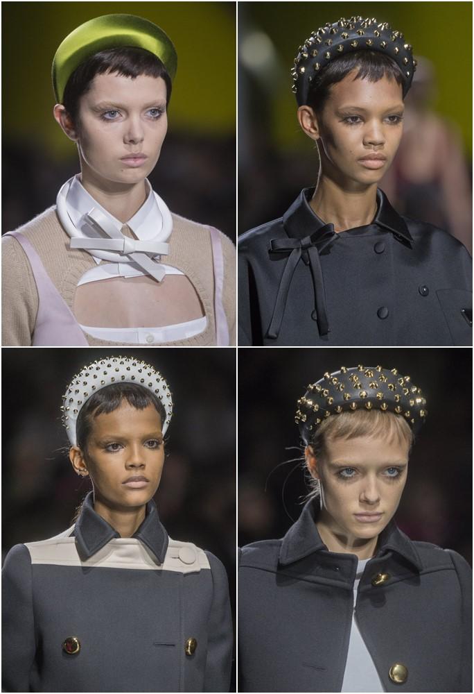Tiaras estão de volta nas cabeças mais fashions do planeta