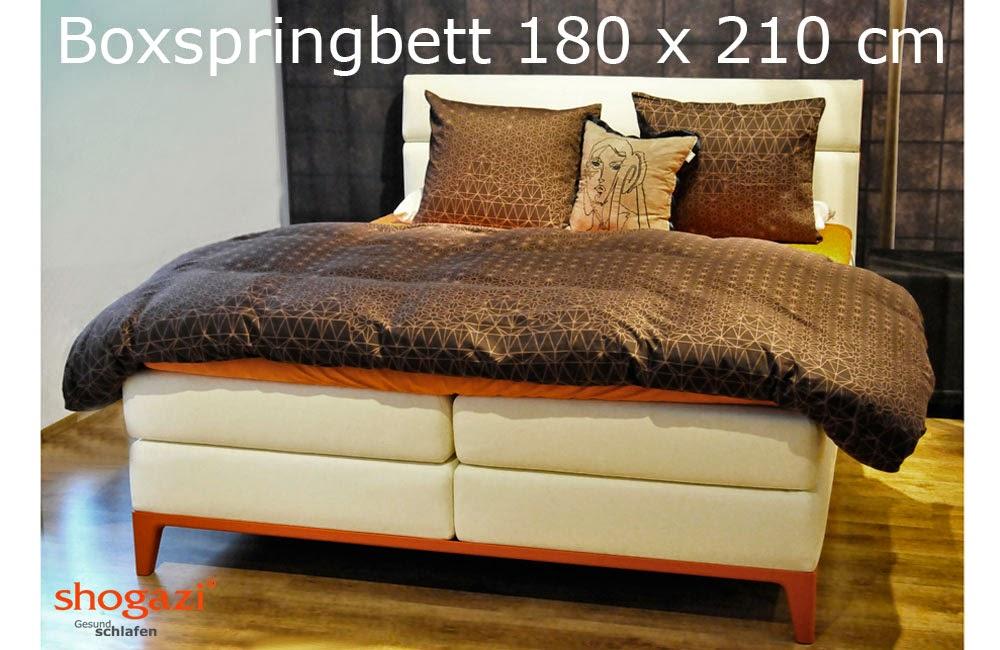boxspringbetten bei shogazi in m nchen schn ppchen das stark reduzierte ausstellungsst ck criade. Black Bedroom Furniture Sets. Home Design Ideas