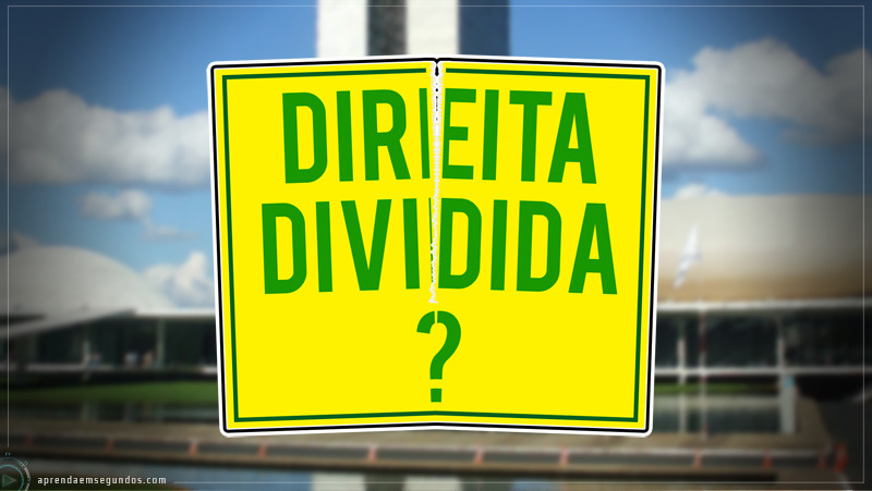 Direita dividida?