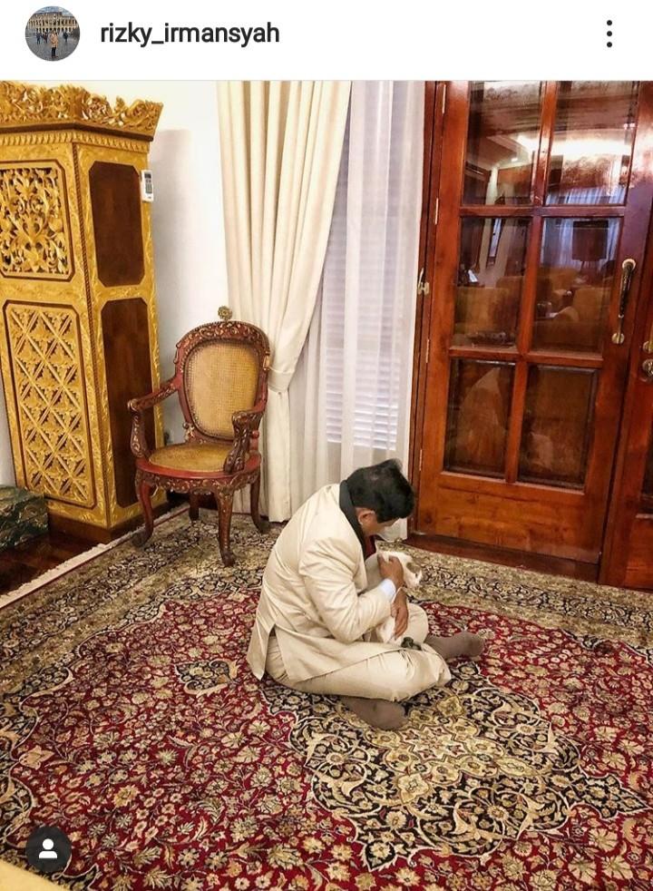 Kesaksian Sekretaris Pribadi Soal 'Gelombang Kebaikan' Prabowo