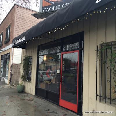 exterior of Far Leaves Tea in Berkeley, California