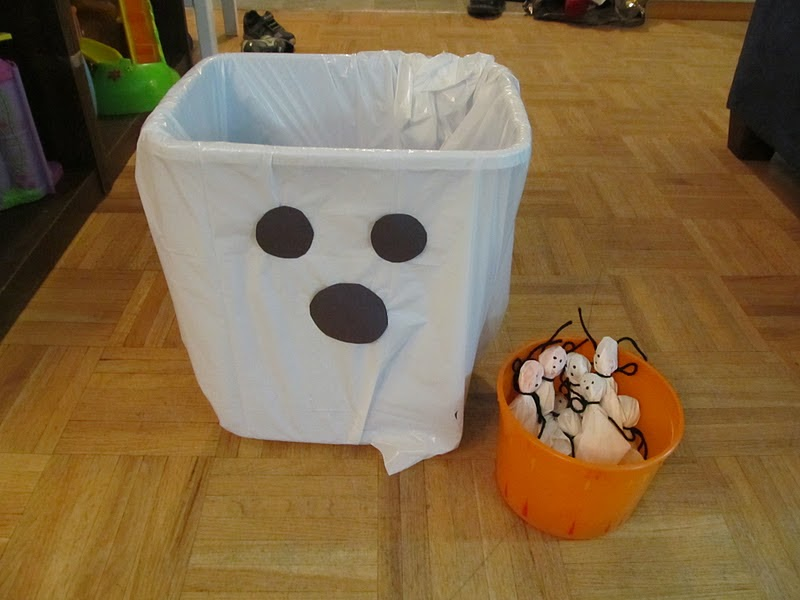 High Park Home Daycare Halloween Party Games And
