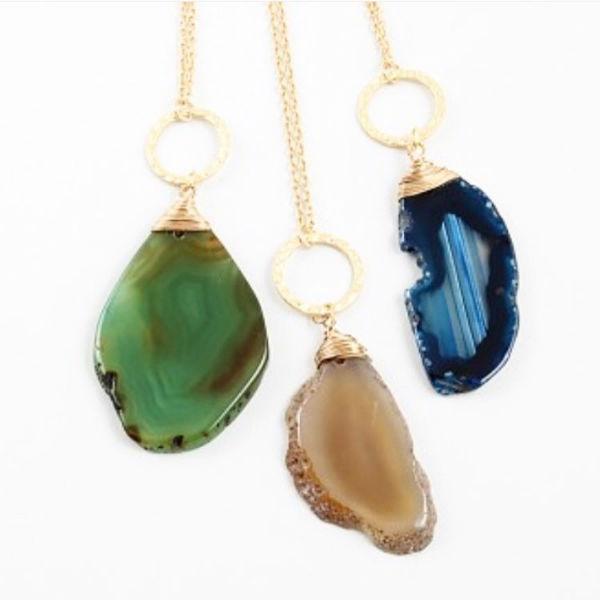 accesorios piedras naturales