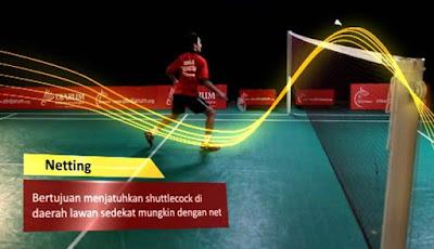 http://43sports.blogspot.com/2016/08/cara-melakukan-netting-badminton.html