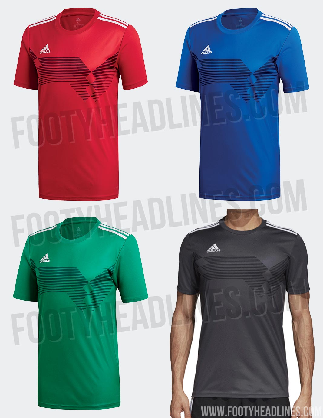 f71c475ca753 Adidas 2019-20 Teamwear Kits Released - Footy Headlines