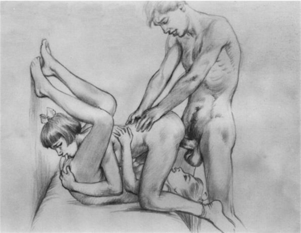 naked men tied up