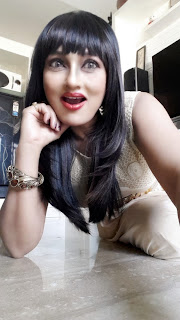 RamyaSri Latest Georgious Exclusive Pictureshoot Gallery in Long Dress ~ Celebs Next