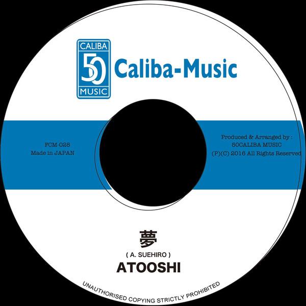 [Single] ATOOSHI - 夢 (2016.04.12/RAR/MP3)