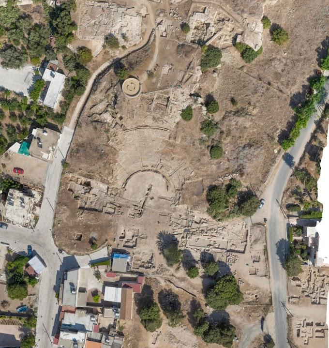 Κύπρος- Νέα Πάφος :Ανακαλύψεις στις ανασκαφές του 2019