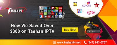 IPTV box for USA, IPTV service provider USA, PTV box for Canada, Tashan IPTV