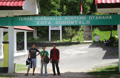 Taman Purbakala Benteng Otanaha