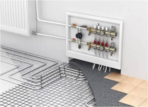 hydronic radiators