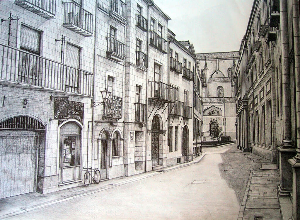 03-Calle-de-Salamanca-Daniel-Formigo-Pencil-Urban-Architectural-Drawings-www-designstack-co