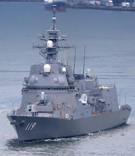 Destroyer ASW Kelas 25DD Asahi