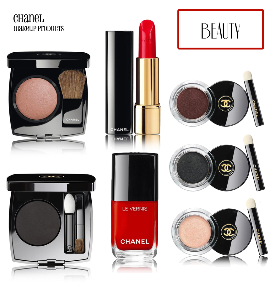 Chanel Assorted Makeup Products (each sold separately)