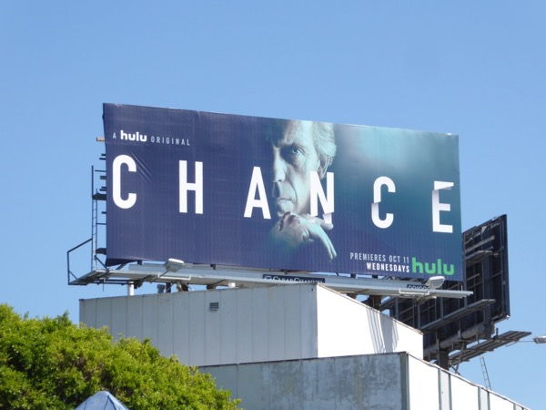 Chance season 2 billboard