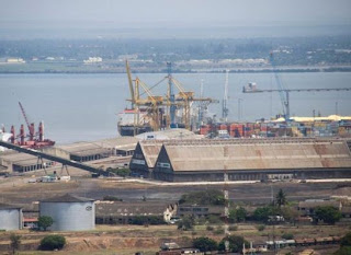 MOZAMBIQUE: De viajeros por Maputo 16