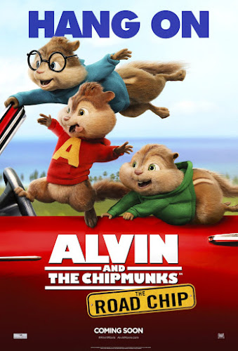 Alvin and the Chipmunks: The Road Chip (BRRip 720p Dual Latino / Ingles) (2015)
