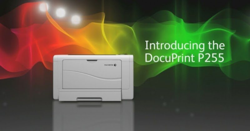 Fuji Xerox DocuPrint P255dw - Official Blog Aston Printer