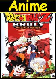 Dragon Ball Z El Regreso del Guerrero Legendario   DVDRip Latino HD Mega 1 Link