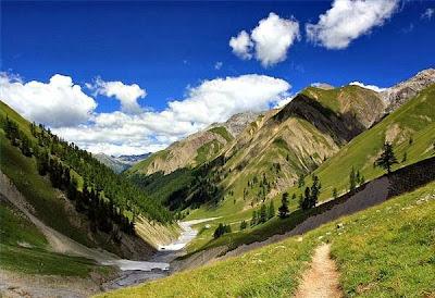 Taman Nasional Swiss