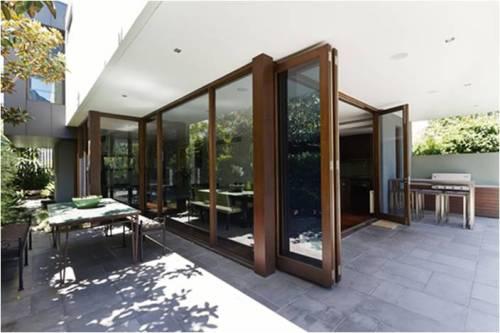 aluminum bifold doors
