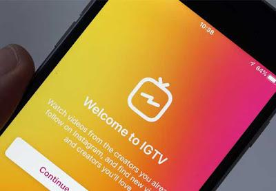 Cara Simpan/Download Video Dari IGTV Ke Galeri HP