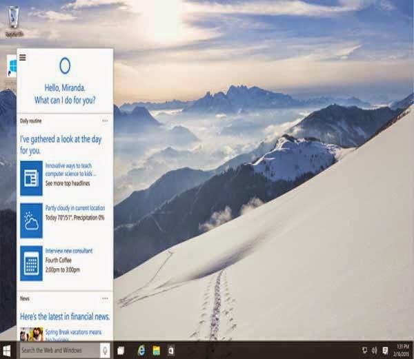 MS Windows10