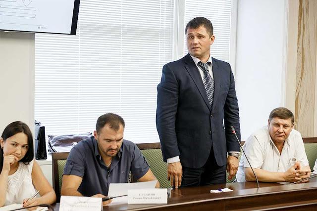 Владимир Баландин новый военный комиссар Сергиево-Посадский район