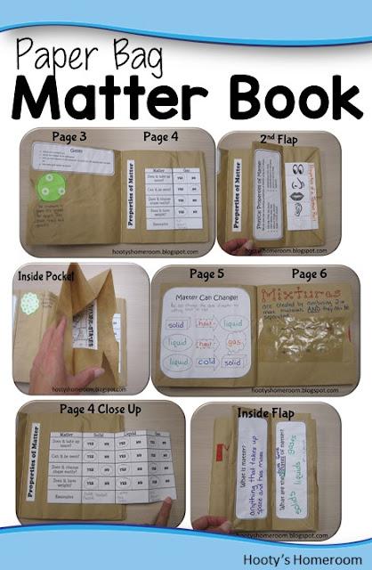 Paperbag Matter Book