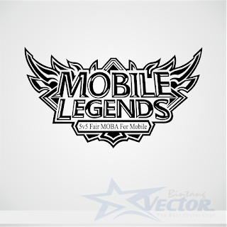Mobile Legends Bangbang Logo Vector cdr Download