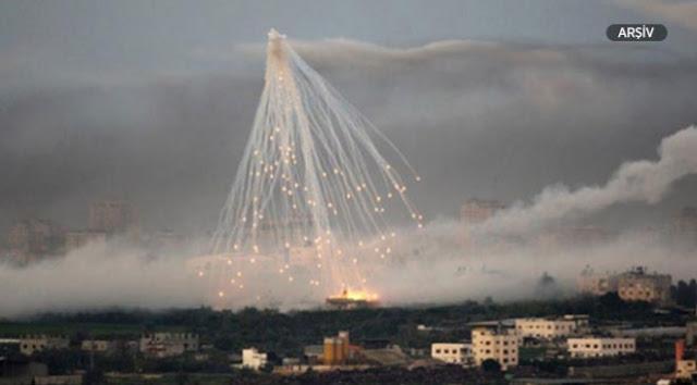 Rus Ordusu: ABD, Deyrizor'a fosfor bombası attı.