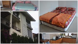 Jual Villa di Lembang Bandung