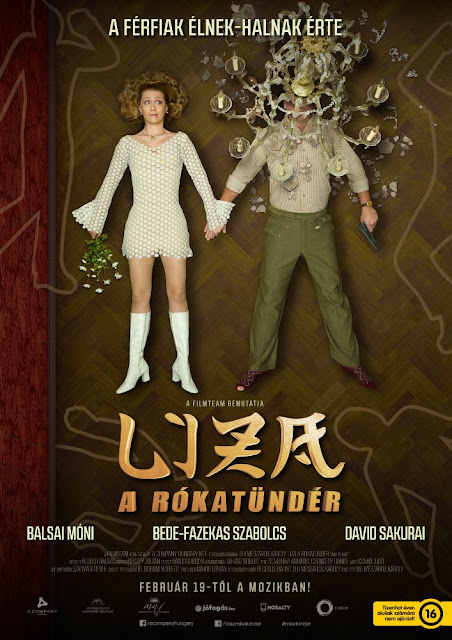 Liza, the Fox-Fairy (2015) ταινιες online seires oipeirates greek subs