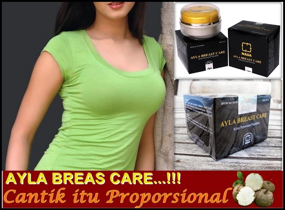 Ayla Breast Care Perawatan Payudara Alami